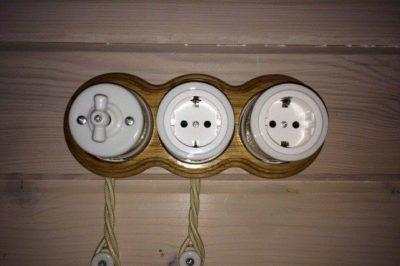 что такое наружная электропроводка