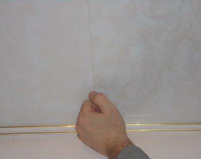 как вывести кабель из плинтуса