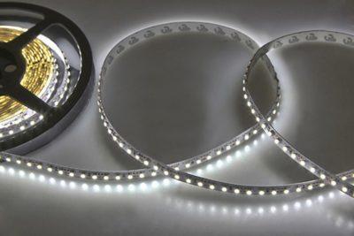 как соединить светодиодную ленту между собой