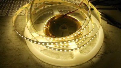 светодиодные ленты как работают