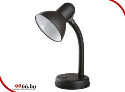 как установить настольную лампу
