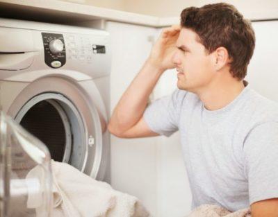 сломалась стиральная машина что делать