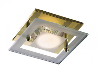 как собрать потолочный светильник