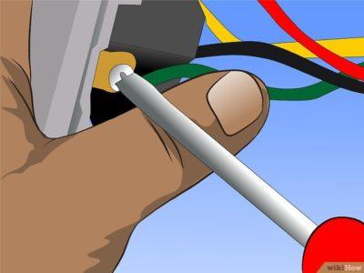 как правильно подключить провода по цветам