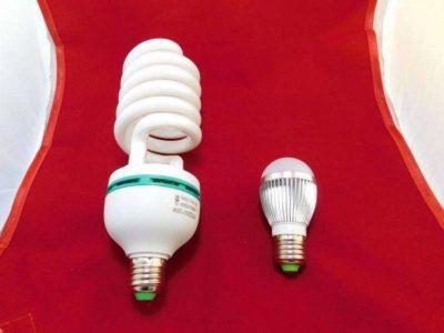 как разобрать лампу дневного света