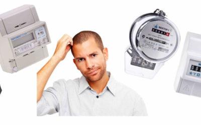что измеряет электрический счетчик