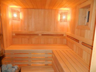 как провести свет в баню