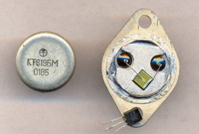 что можно сделать из транзистора