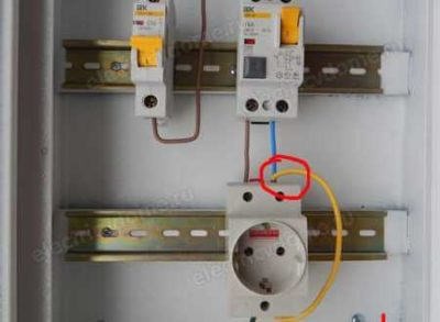 как подключить автоматы в квартире