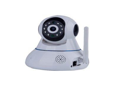 как подключить вай фай камеру видеонаблюдения