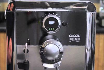 кофемашина не подает воду что делать