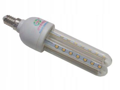 как зарядить светодиодную лампу