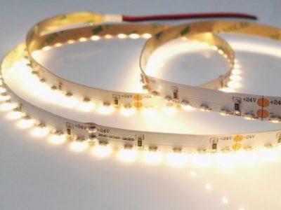 как устроена светодиодная лента