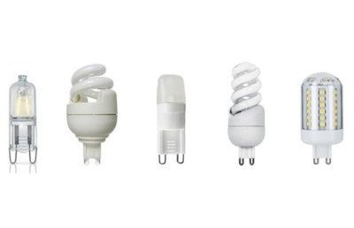 как определить цоколь лампы