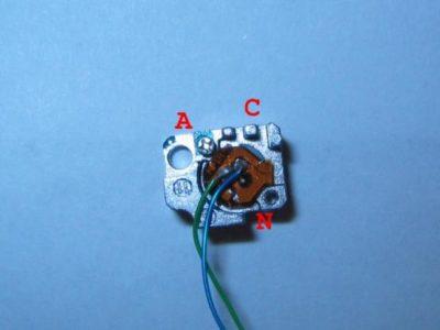 как подключить лазерный диод