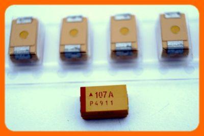smd конденсаторы без маркировки как определить