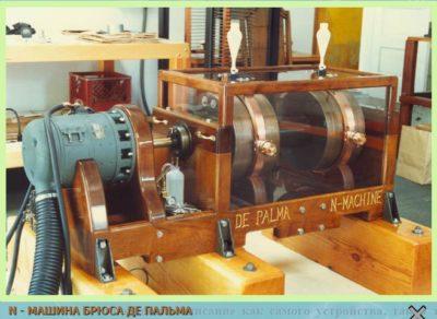 как работает электрофорная машина