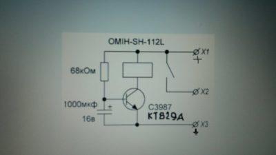 как подключить полевой транзистор