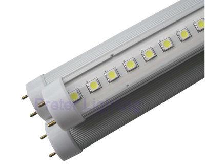 как переделать люминесцентный светильник на светодиодный