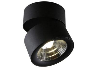 как установить накладной светильник