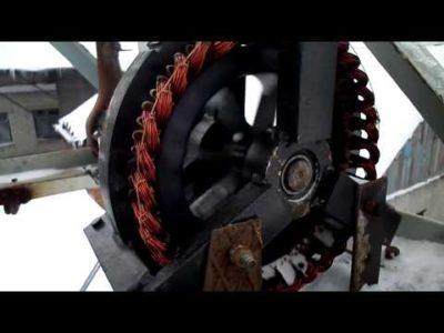 как сделать генератор своими руками