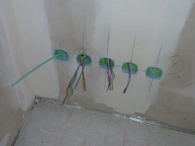 как подключить выключатель без распределительной коробки
