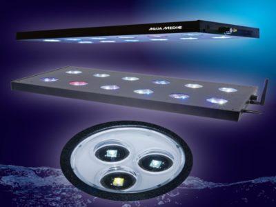как сделать подсветку для аквариума