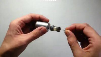 как сделать мини дрель