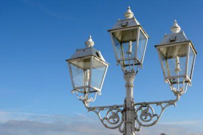 как называются уличные фонари