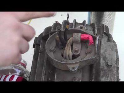 как сделать реверс на двигателе 220в