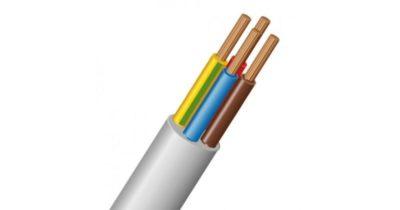 какой кабель лучше плоский или круглый