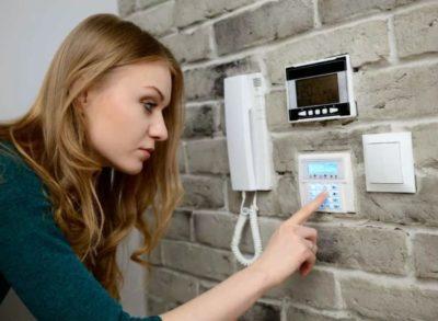 как работает сигнализация в квартире