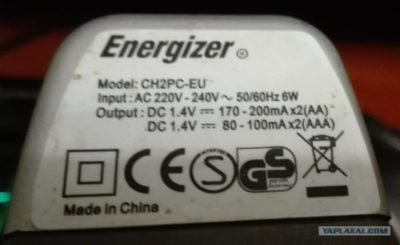 как рассчитать время зарядки аккумулятора