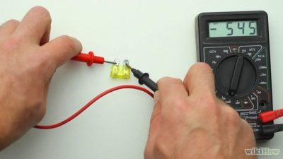 как измерить индуктивность катушки мультиметром