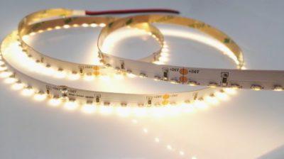 как согнуть светодиодную ленту