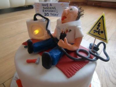 что подарить электрику на день рождения