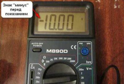 мультиметр dt 182 как пользоваться