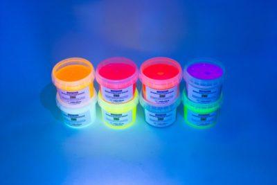 флуоресцентная краска что это