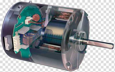 что такое электрический двигатель