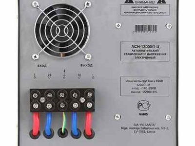как подключить стабилизатор напряжения 220в для дома