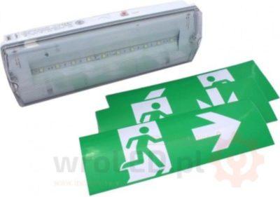 как сделать аварийное освещение