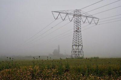 сколько метров электрический столб