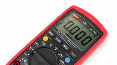 как проверить катушку индуктивности мультиметром