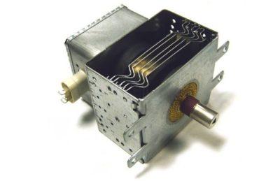 как работает магнетрон в микроволновке