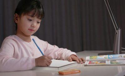 как выбрать настольную лампу для школьника