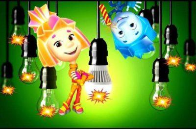 как объяснить ребенку электричество