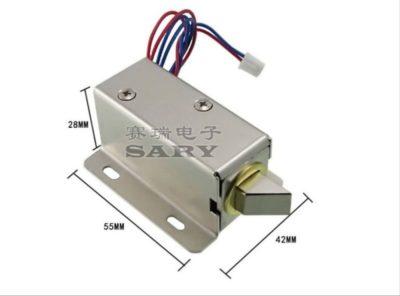 как работает электромагнитный замок