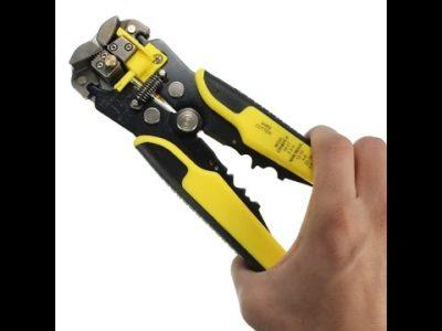 как называется инструмент для зачистки проводов