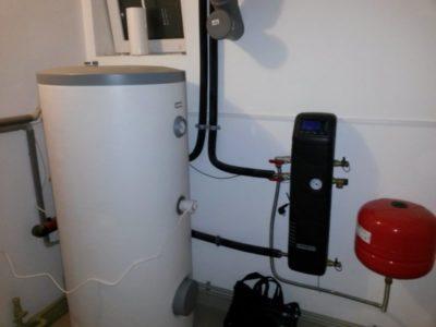 как работает бойлер для нагрева воды