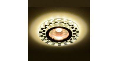 что такое точечный светильник